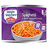Weight Watchers from Heinz Spaghetti in Tomato Sauce with Parsley (200g)