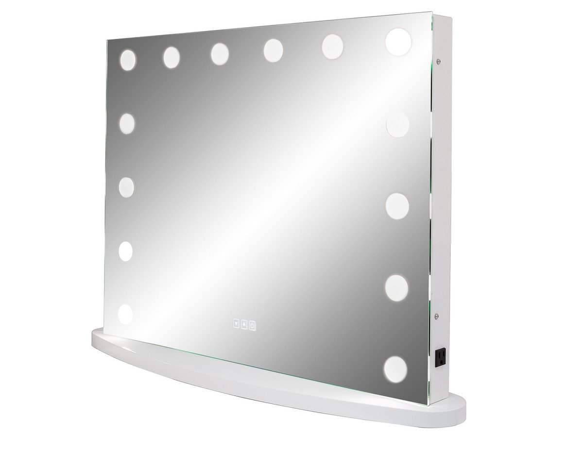 Impact Vanity XL Hollywood Impulse LED Vanity Mirror w/ Touch Dimmer