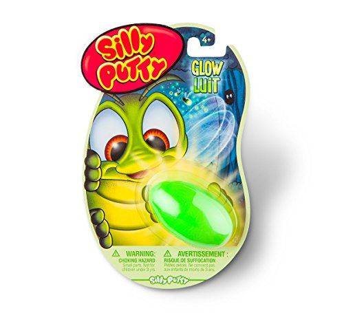 Crayola Silly Putty Glow Color