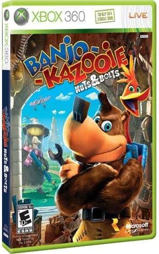 Banjo-Kazooie - Nuts and Bolts (Platinum     - Amazon com