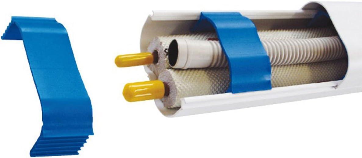 Klammer Rohrbefestigung BLOCK T 72 f/ür Kanal Klimaanlage