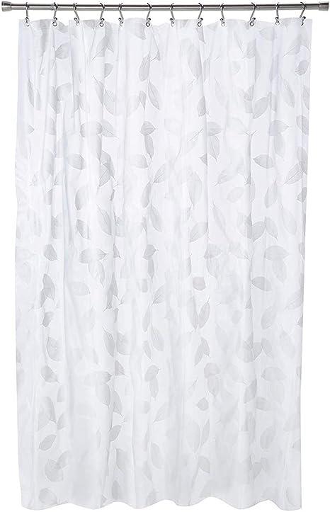 70x72 Modern Colorful Styles Hooks PVC-Free PEVA Vinyl Printed Shower Curtain