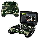 nvidia shield portable - MightySkins Protective Vinyl Skin Decal for NVIDIA Shield Portable cover wrap skins sticker Green Camo