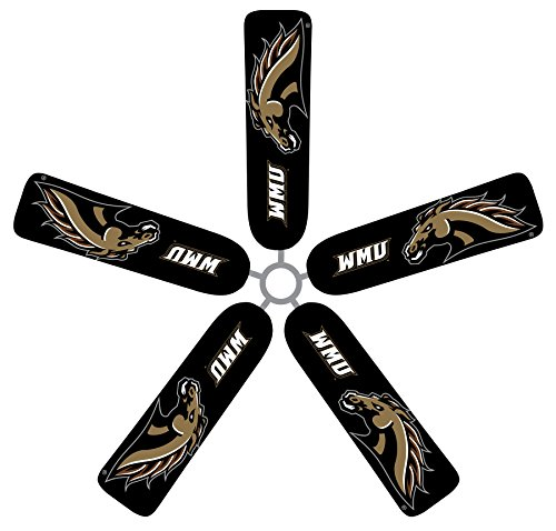 Fan Blade Designs Western Michigan Ceiling Fan Blade Covers by Fan Blade Designs