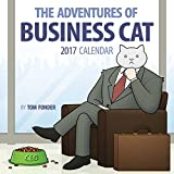 Business Cat 2017 Wall Calendar: The Adventures of Business Cat