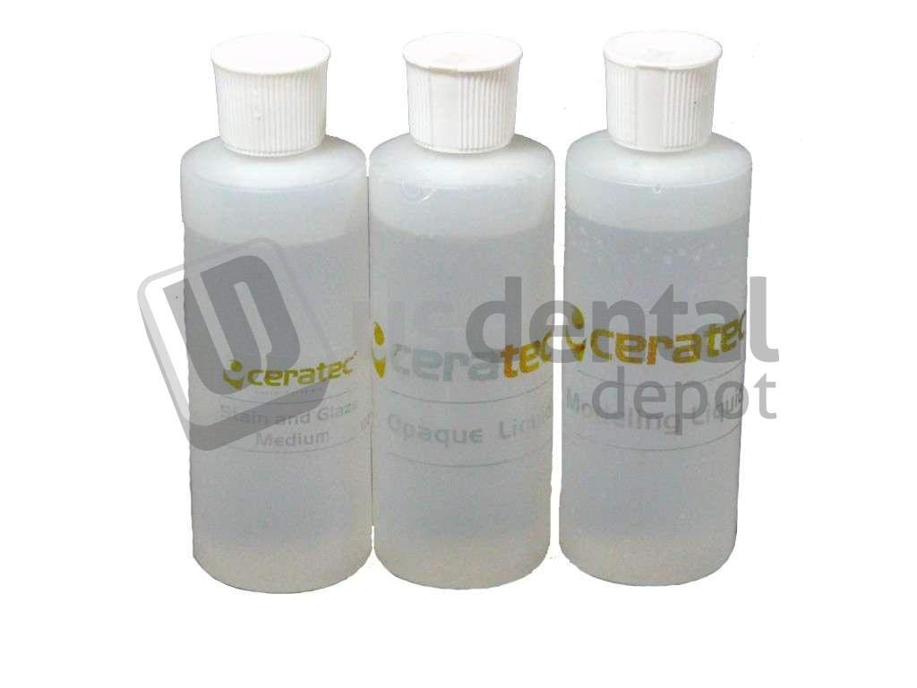 CERATEC Shoulder Set 120ml Liquid only 102058 Us Dental Depot