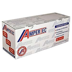 Ampertec 4 De Tóner Del Cartucho Xl Negro Para Canon Fx-10