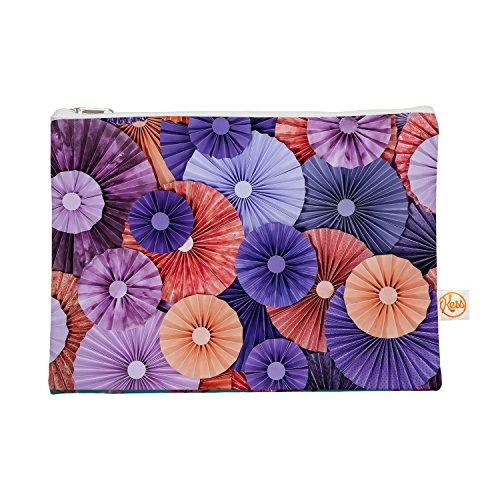 Kess eigene 12,5x 21,6cm Heidi Jennings Raspberry- Alles Tasche–Violett/Blau
