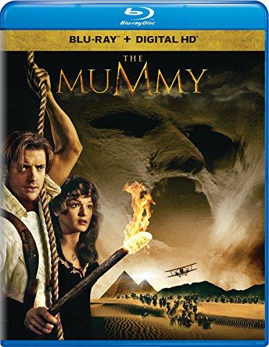 The Mummy (1999) (Blu-ray + Digital HD)