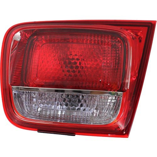 - Tail Light Compatible with CHEVROLET MALIBU 2013-2015 / MALIBU LIMITED 2016 RH Inner Assembly Eco/LS/LT Models - CAPA