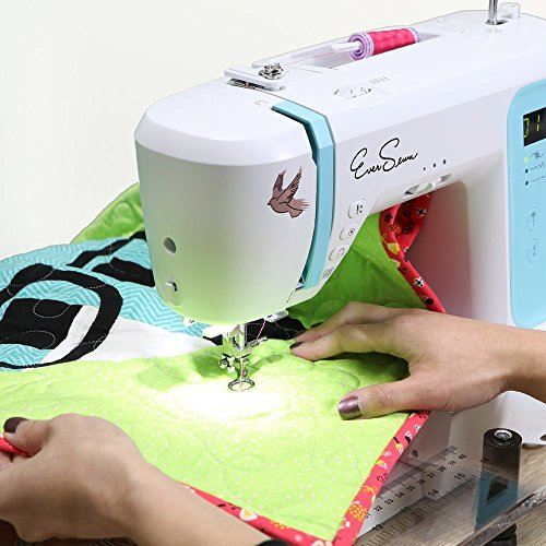 EverSewn Charlotte Sewing and Embroidery Machine