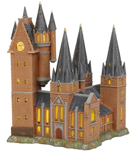 - Department 56 Harry Potter Village Hogwarts Astronomy Tower Lighted Buildings, 12.2