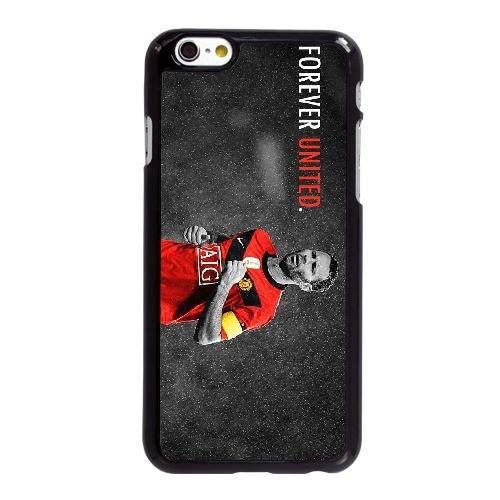 C1U77 Ryann Giggs Man Utd W7P0VO coque iPhone 6 Plus de 5,5 pouces cas de couverture de téléphone portable coque noire KM3DGS7CG