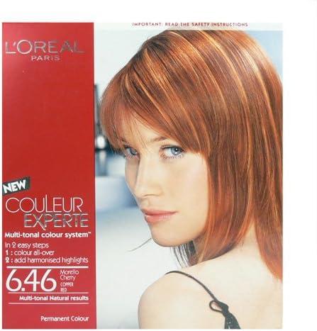 Garnier Color Sensation 6.46 - Tinte para el pelo, color ...
