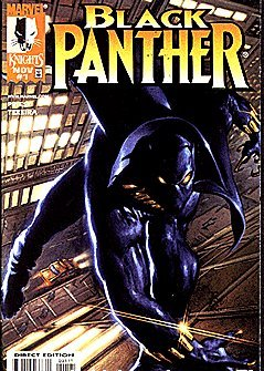 Black Panther (1998 series) #1