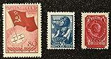 Lot of 3 USSR%2FRussia 1938%2D1940 %28In