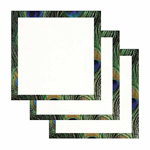 Stationery Set Border Paper - 8