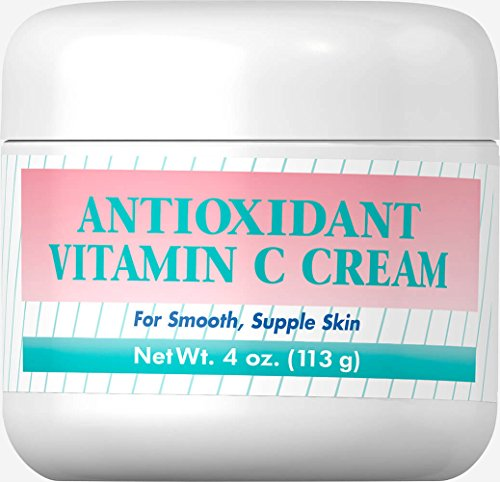 ANTIOXIDANT VITAMIN C CREAM for Smooth Supple Skin