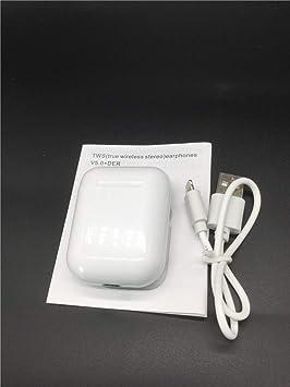 Original i14 TWS - Auriculares inalámbricos Bluetooth Invisibles ...