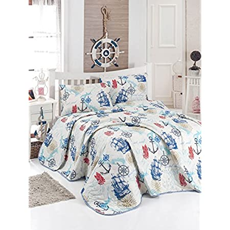 51tDzt4guRL._SS450_ 100+ Nautical Quilts and Beach Quilts