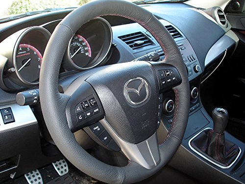 Amazon.com: RedlineGoods Mazda CX-7 2007-13 cubierta del volante de: Automotive