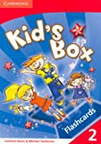 Kid's Box 2 Flashcards, Caroline Nixon and Michael Tomlinson, 0521688124