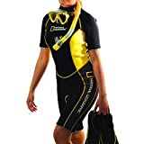 National Geographic Snorkeler Ladies Classic Shorty Suit, Small 5957