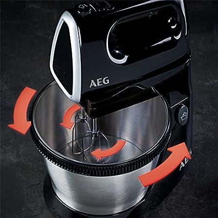 85dB 350W aptos para lavavajillas AEG HM3310 Batidora de varillas 5 velocidades