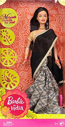 Barbie en la India -