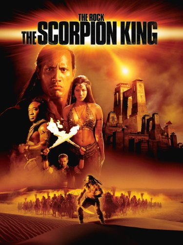 The Scorpion King Film