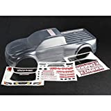 Traxxas 3915 E-Maxx Brushless Decal Sheet Body Model Car Parts - Clear