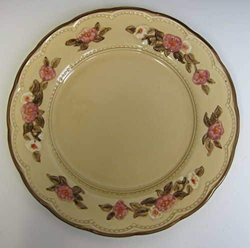 Franciscan China ROSETTE Dinner Plate(s) EXCELLENT