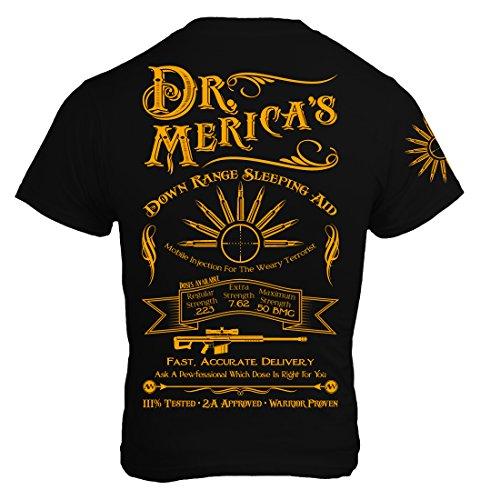 American Warrior Mens Dr. Mericas Down Range Sleeping Aid