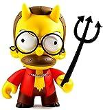 Best Kidrobot Kidrobots - The Simpsons Devil Flanders Medium Figure Review