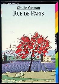 Rue de Paris par Claude Gutman