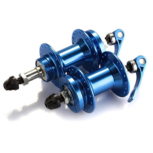 - Joylive Pair Mountain Bicycle MTB Disc Brake Hub Set 36 Hole
