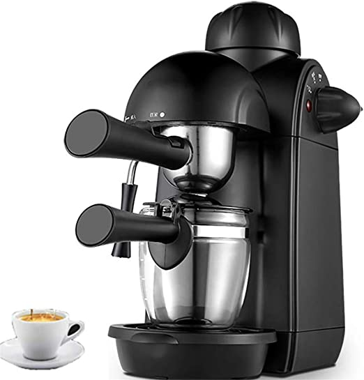 XMYL Semiautomático Máquina De Café Espresso, Profesional Acero ...