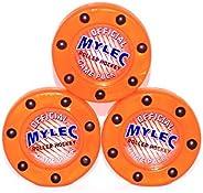 Mylec MYL-112-B Official Roller Hockey Game Puck