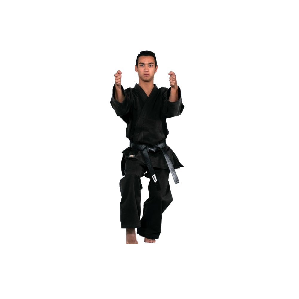 Karate Traje Black 12 oz