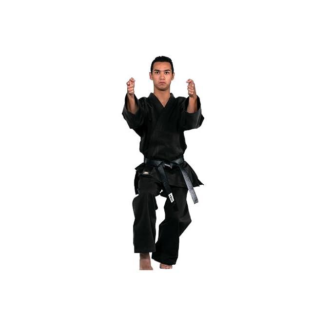 Karate Traje Black 12 oz: Amazon.es: Ropa y accesorios