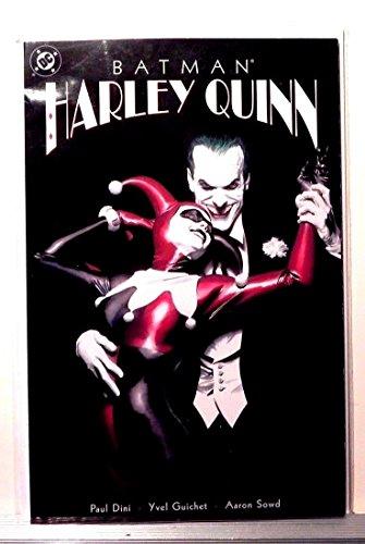 DC COMICS BATMAN HARLEY QUINN 1999 SHORT STORY 47 PAGES DINI. GUICHET. SWOD (Comic Art Book Original)