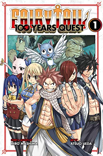 FAIRY TAIL: 100 Years Quest 1 Paperback – Illustrated, August 20, 2019