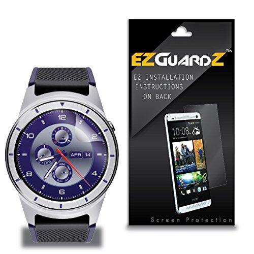 ((4-Pack) EZGuardZ Screen Protector for ZTE Quartz Watch (Ultra Clear))