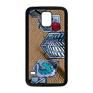 Distinctive window design pattern Cell Phone Case for Samsung Galaxy S5