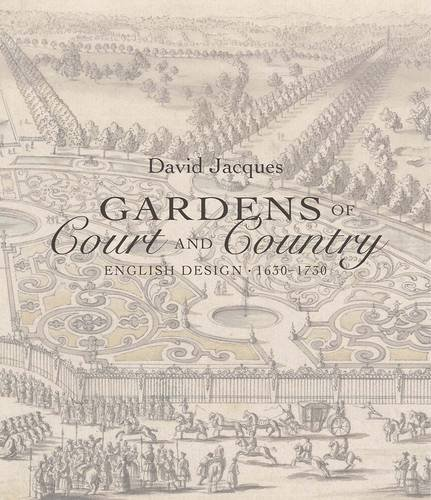Cheap  Gardens of Court and Country: English Design 1630-1730
