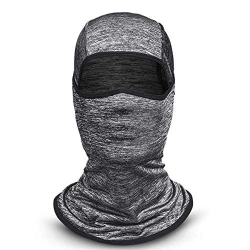 Gr2 Cd - COOLDEALS Summer Cycling Headwear/Anti-Sweat Breathable Cycling Caps/Running Bicycle Bandana Sports Scarf/Face Mask for Men, Women (Gray Hat 2)