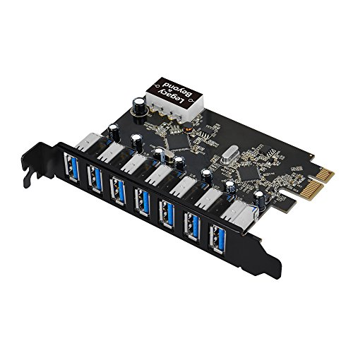 SIIG Legacy and Beyond Series PCIe to