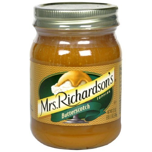 Mrs Richardsons, Topping Butterscotch (Pack of 20) by Generic (Image #2)