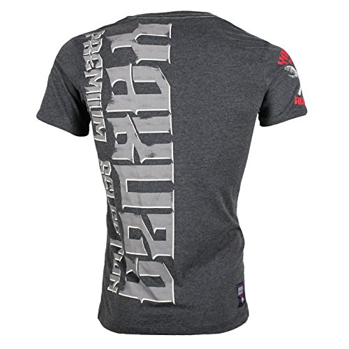 Yakuza Premium T-Shirt YPS 2310 dunkelgrau
