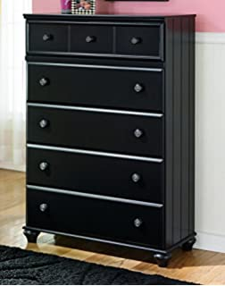 Amazon.com: Liberty Avalon Bedroom Set with King Bed, Nightstand ...